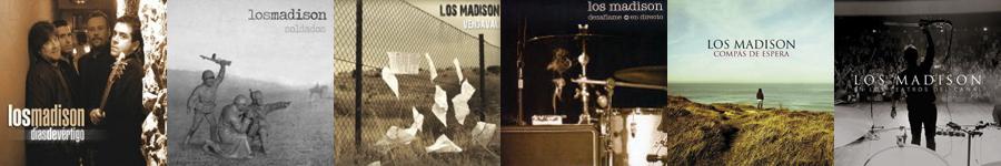 discografia los madison