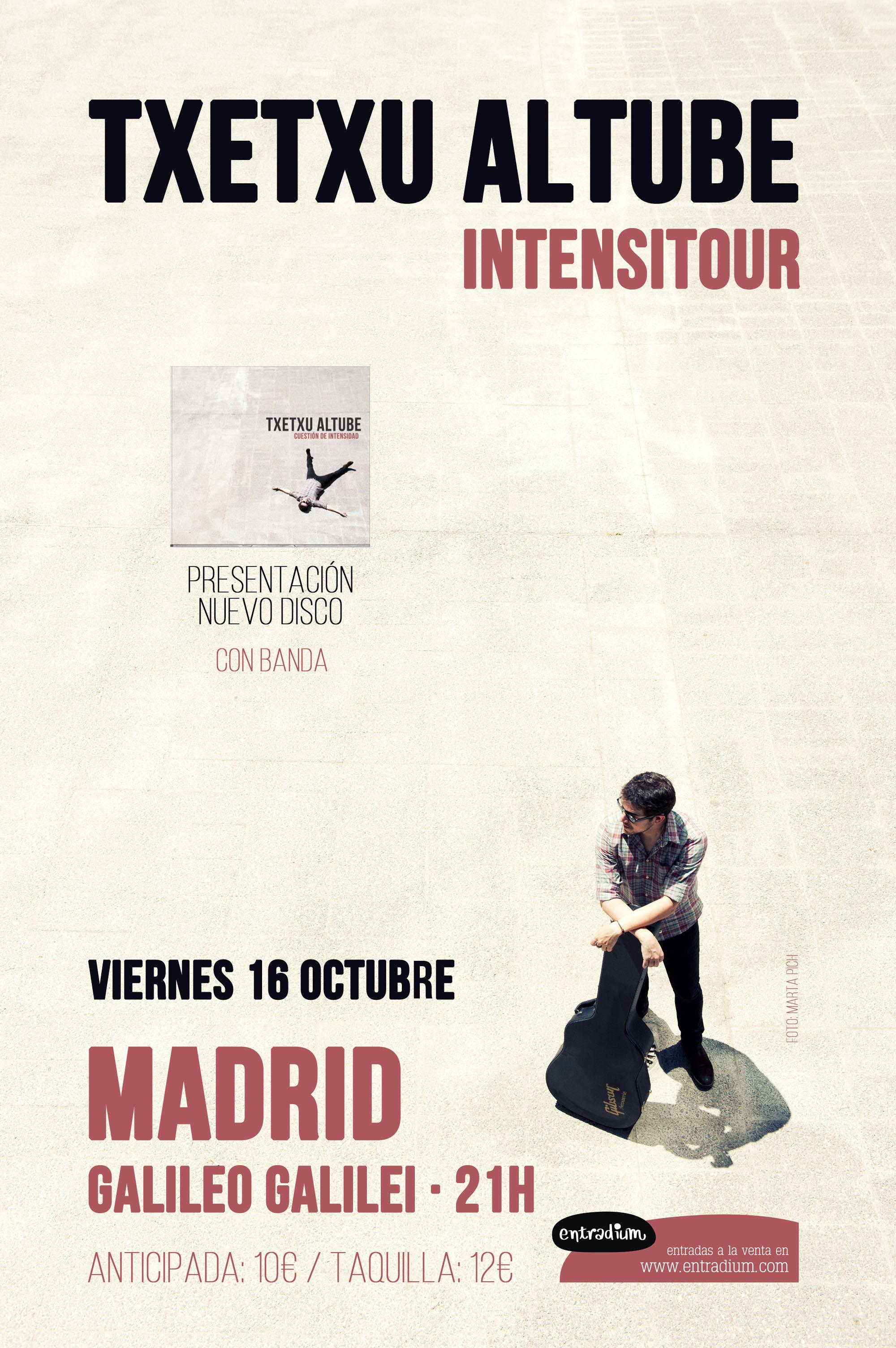 INTENSITOUR MADRID