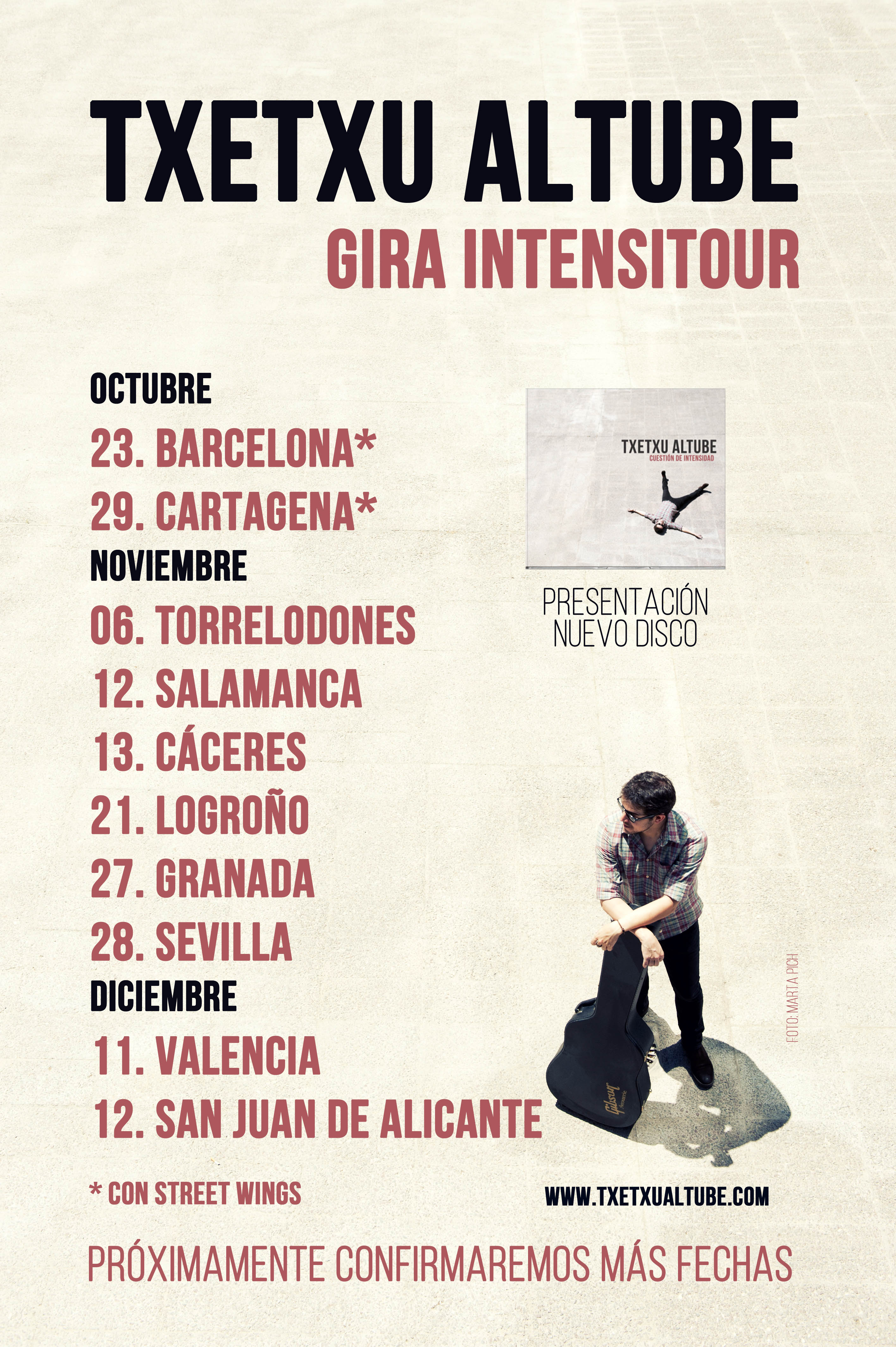GIRA INTENSITOUR